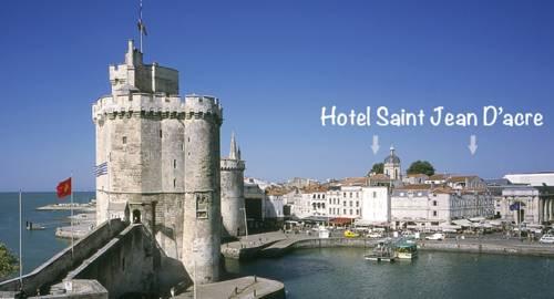 Inter-Hotel Saint Jean d'Acre : Hotel near La Rochelle
