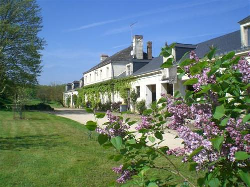 La Mesnagerie : Bed and Breakfast near Bauné