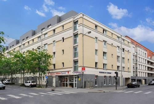Séjours & Affaires Reims Clairmarais : Guest accommodation near Reims