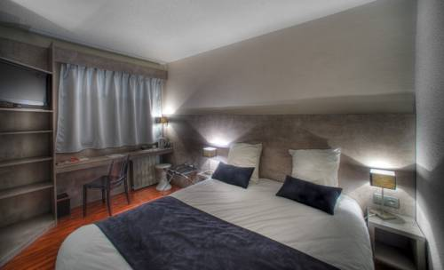 Inter-Hotel Central Parc : Hotel near Oyonnax