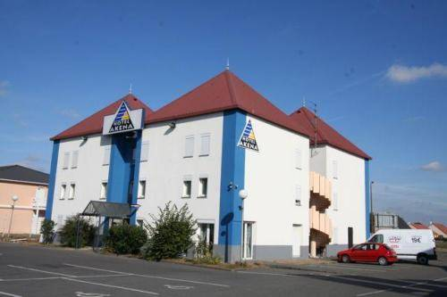 Express Hôtel : Hotel near Courcelles-lès-Lens