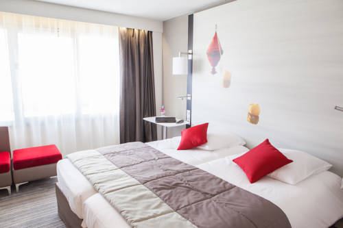 Mercure Lorient Centre : Hotel near Morbihan