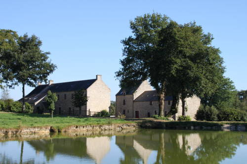 Domaine de Bobehec : Guest accommodation near Questembert