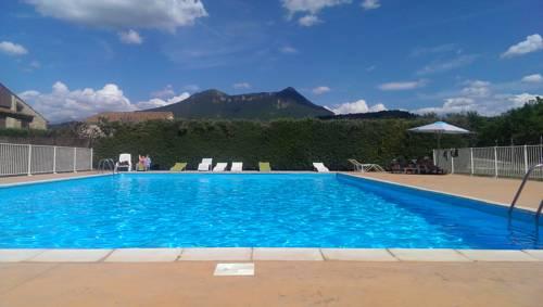 Golf Hotel De Digne Les Bains : Hotel near Aiglun