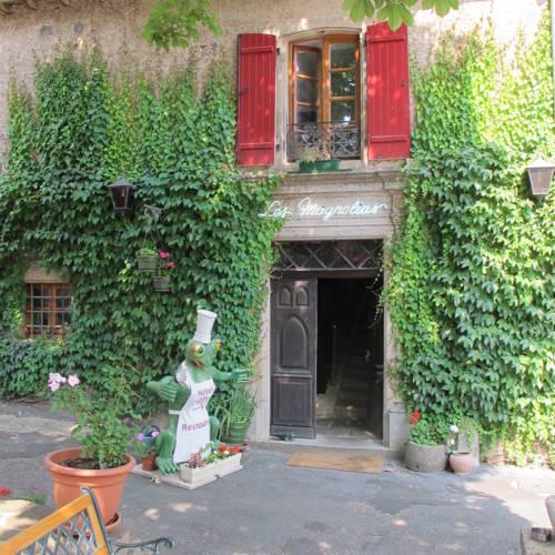 Hostellerie Les Magnolias : Hotel near Pousthomy