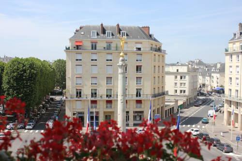 Best Western Plus Hotel Malherbe : Hotel near Caen