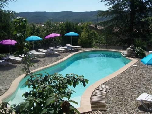 Chambres d'hôtes les Clapas : Bed and Breakfast near Balazuc