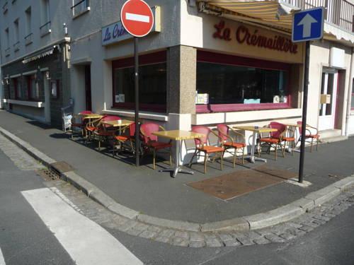 La Crémaillère : Hotel near Pont-Hébert