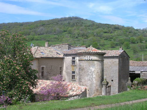 Domaine du Clap : Bed and Breakfast near Ajoux
