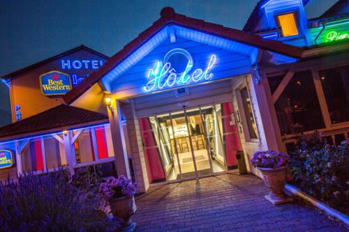 Best Western Le Relais Kennedy : Hotel near Clermont-Ferrand