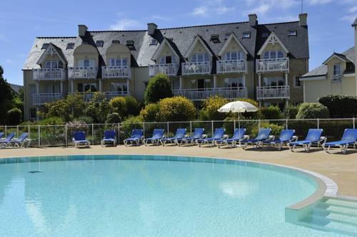 Résidence Pierre & Vacances Cap Azur : Guest accommodation near Fouesnant