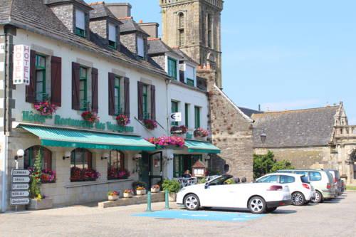 Les Voyageurs : Hotel near Landivisiau