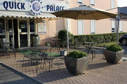 Hôtel Quick Palace Valence Nord - Bourg les Valence : Hotel near Saint-Péray