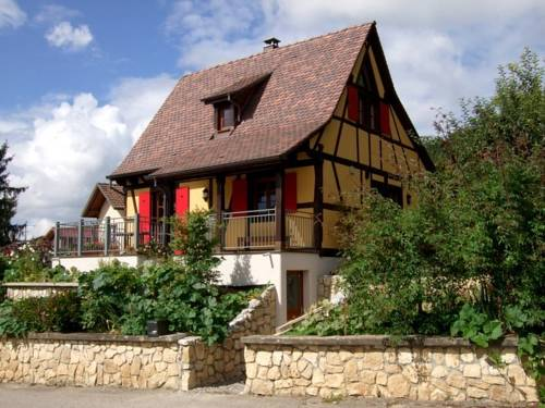 La Pomme de Pin : Guest accommodation near Kœstlach