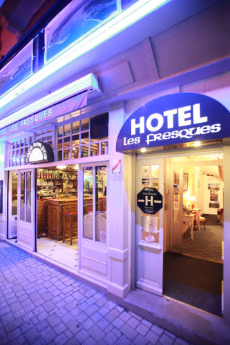 Hotel Les Fresques : Hotel near Agon-Coutainville