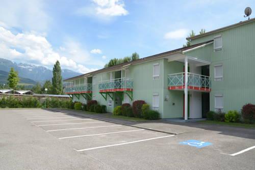 Fasthotel Grenoble Montbonnot : Hotel near Meylan