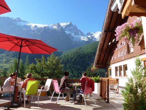 Hotel Panoramic-Village La Grave : Hotel near La Grave