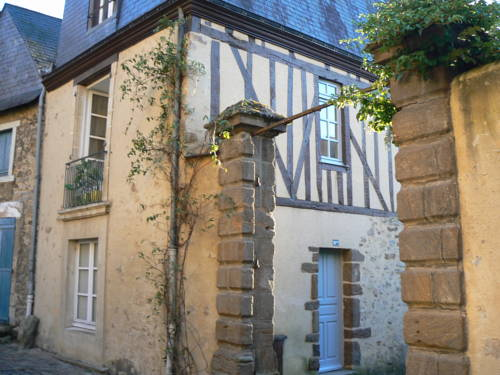 Appartement Relais Saint Pavin : Apartment near Le Mans