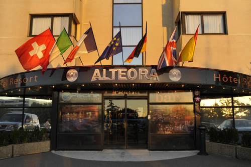 Inter Hotel Altéora site du Futuroscope : Hotel near Poitiers