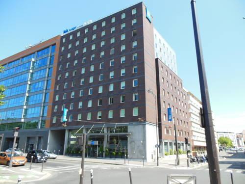 ibis budget Paris Porte de Vincennes : Hotel near Saint-Mandé