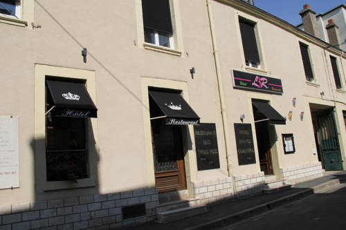 Les 3 Rois : Hotel near Indre