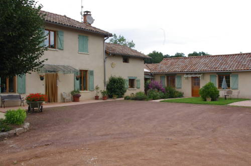 Le Relais de l'Etang : Bed and Breakfast near Saint-Trivier-sur-Moignans