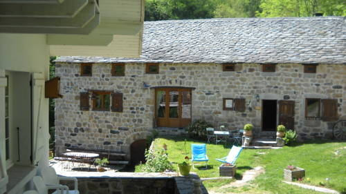 Domaine de la Chave : Bed and Breakfast near Arcens