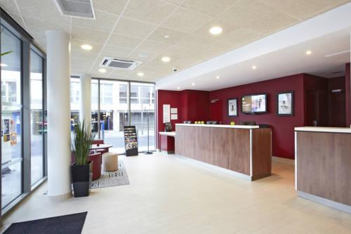 Campanile Amiens Centre-Gare : Hotel near Amiens