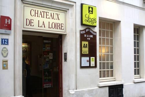 Logis Hôtel Des Châteaux De La Loire : Hotel near Tours