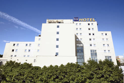 Kyriad Hotel Paris Porte d'Ivry : Hotel near Vitry-sur-Seine