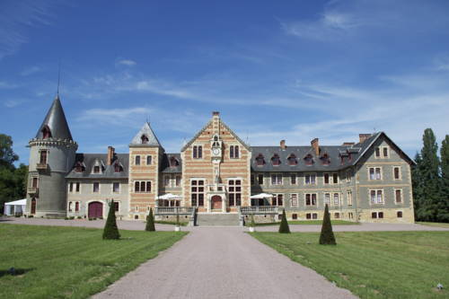 Château de Beguin - Hôtel Luxe : Hotel near Limoise