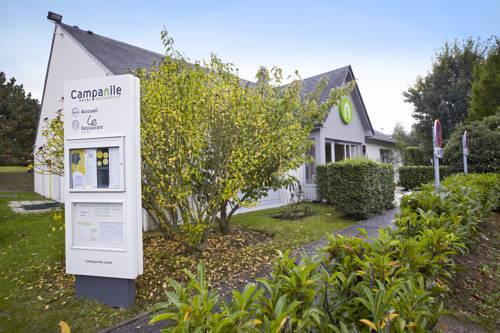 Campanile Le Havre Nord - Montivilliers : Hotel near Saint-Martin-du-Manoir