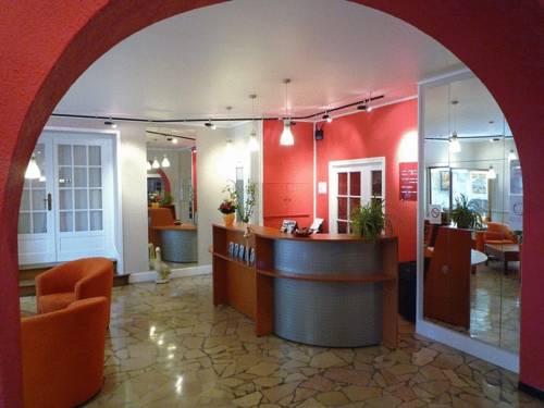 Nouvel Hotel : Hotel near Sainte-Agnès