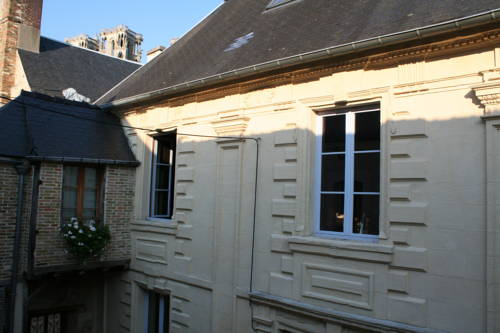 Le Refuge Des Cordeliers : Apartment near Laon