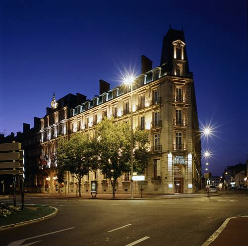 GH La Cloche Dijon MGallery : Hotel near Dijon