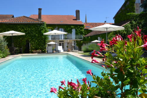 La Baguenaude : Bed and Breakfast near Armentieux