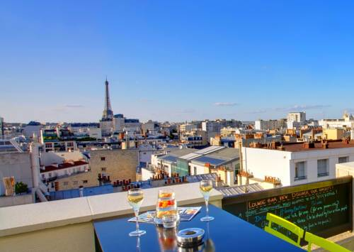Novotel Paris Vaugirard Montparnasse : Hotel near Paris 15e Arrondissement