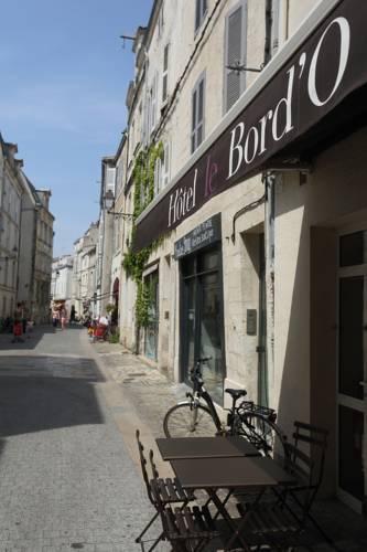 Citotel Hôtel le Bord'O : Hotel near La Rochelle