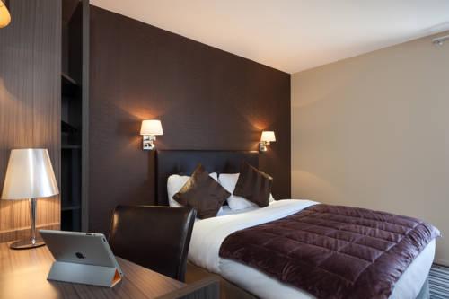 Comfort Hotel Acadie Les Ulis : Hotel near Orsay