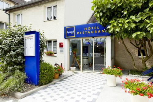 Kyriad Mulhouse Nord Illzach : Hotel near Mulhouse