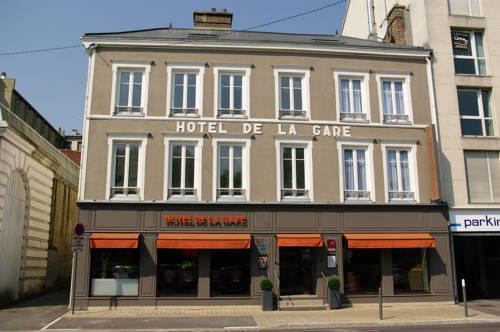 Hotel de la Gare Troyes Centre : Hotel near Troyes