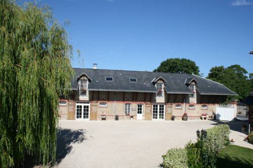 La Closerie des Sacres : Bed and Breakfast near Annelles