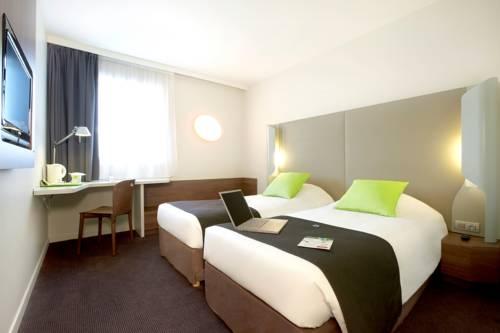 Campanile Nantes Centre - Saint Jacques : Hotel near Rezé