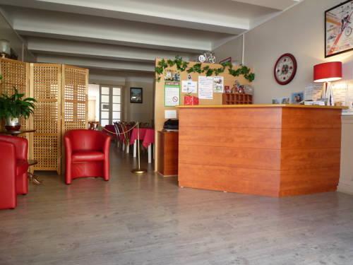 Hôtel La Flamme Rouge : Hotel near Ariège
