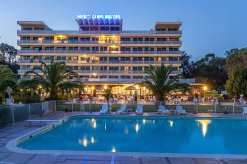 Hôtel Campo Dell'oro : Hotel near Ajaccio