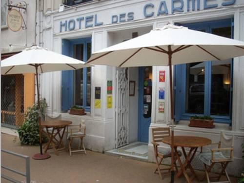 Hotel Des Carmes - Rouen : Hotel near Rouen