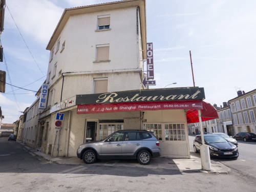 Le Relais de Gascogne : Hotel near Pavie