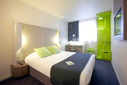 Campanile Paris 19 - La Villette : Hotel near Pantin