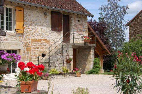 Gite la Renouée : Guest accommodation near Sainte-Agnès