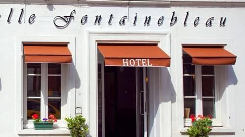 Hôtel Belle Fontainebleau : Hotel near Poligny